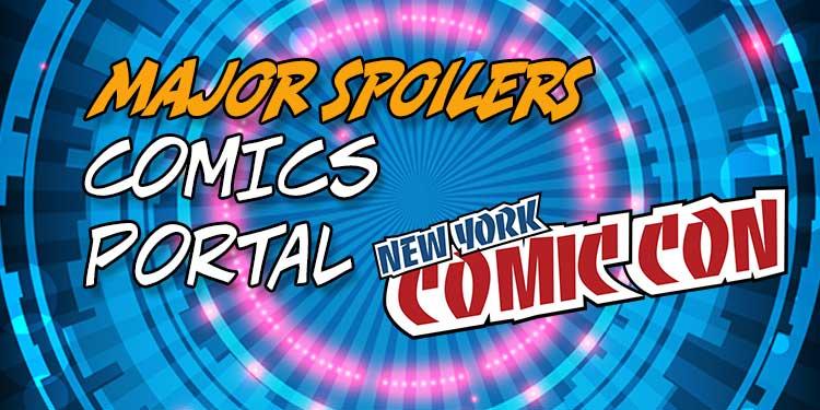Comics Portal: New York Comic Con 2018