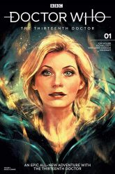 Doctor Who: Thirteenth Doctor #1