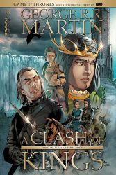 s George R. R. Martin's A Clash of Kings #13