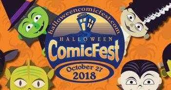 Halloween ComicFest Comics Portal