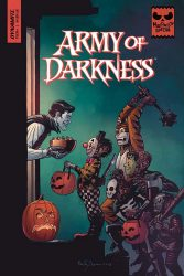 Army of Darkness Halloween Special One-Shot