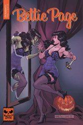 Bettie Page Halloween One-Shot