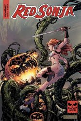 Red Sonja Halloween Special One-Shot