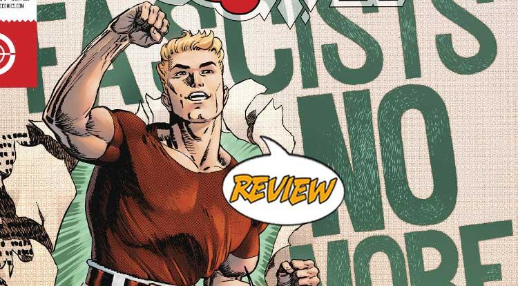 Harley Quinn #51 Review