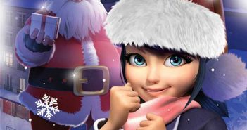 Miraculous: The Adventures of Cat Noir and Ladybug: The Santa Claws