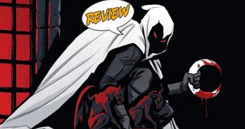 MOON KNIGHT #200 Review