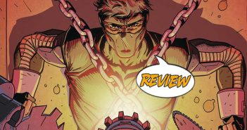 Ninja-K #12 Review