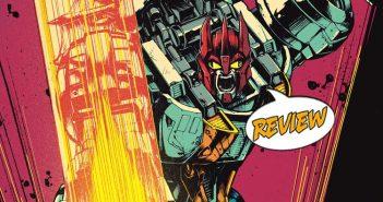 Optimus Prime #24 Review