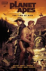 Planet of the Apes: The Time of Man 31