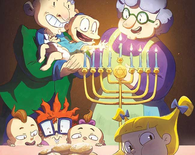 Rugrats: C is for Chanukah #1