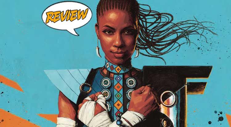 Shuri #1 Review