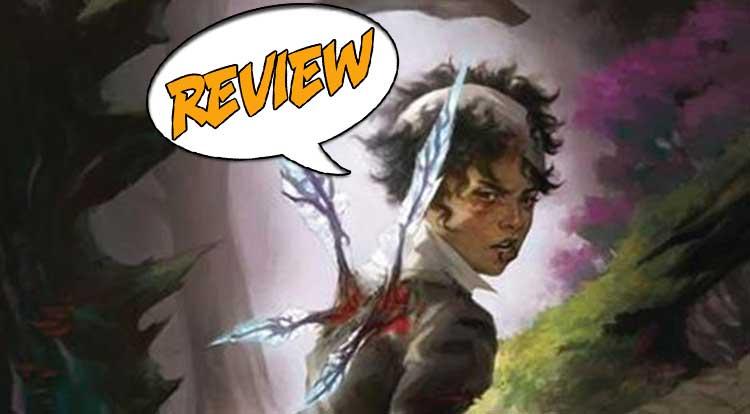 Sparrowhawk #1 Review