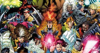 Uncanny X-Men #1 Variant by Joe Quesada