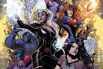 Jim Cheung Uncanny X-Men #1