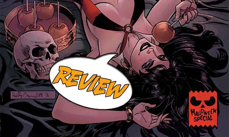 Vampirella Halloween Special Review