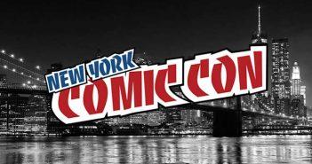Wayne Hall, Wayne's Comics, New York Comic-Con, NYCC, George Mann, Titan Comics, Zindan, Joseph Illidge, Valiant Entertainment, Newbury and Hobbes