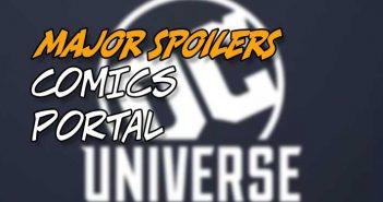 Comics Portal DC Universe