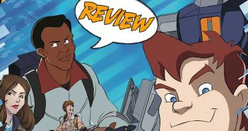 Ghostbusters Crossing OVer #7 Review