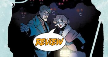Newbury & Hobbes: The Undying #2 Review