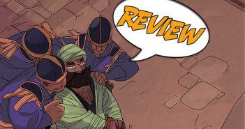 Real Science Adventures: The Nicodemus Job #4 Review