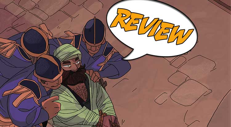 Real Science Adventures: The Nicodemus Job #4 Review