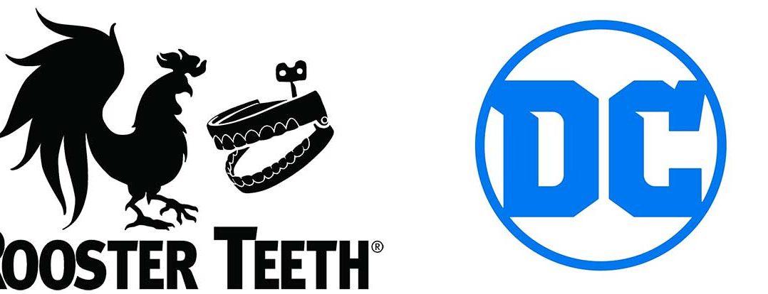 Rooster Teeth DC Comics
