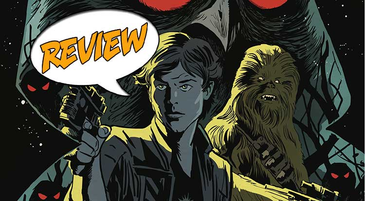 Star Wars Adventures: Tales from Vader's Castle #3 Review