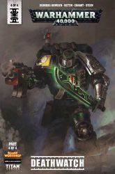 Warhammer 40000 Deathwatch #4