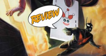 Batman Beyond #26 Review
