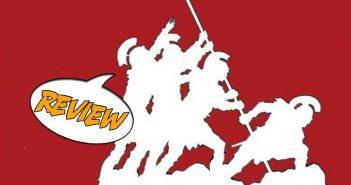 Britannia: The Lost Eagles of Rome #4 Review