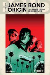 James Bond Origin #3