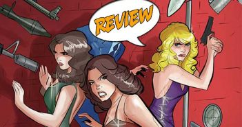 Charlie's Angels #5 Review