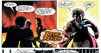 Doctor Who Classics Volume 4 #1 Review