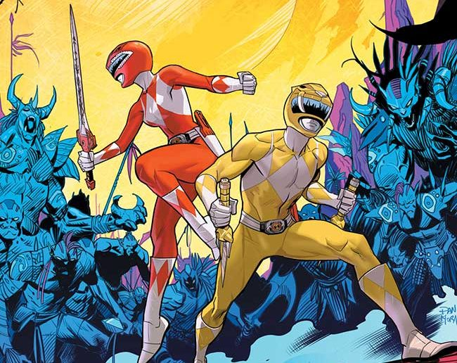 Go Go Power Rangers #14