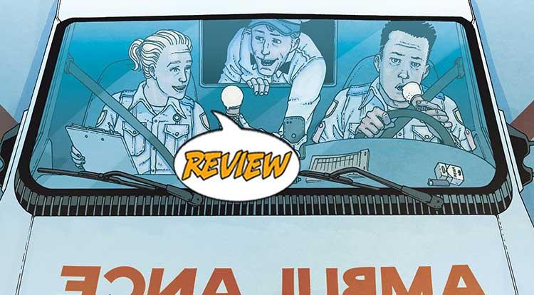 Ice Cream Man #8 Review