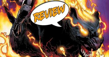Infinity Wars: Ghost Panther #1 Review