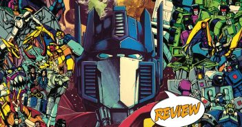 Optimus Prime #25 Review