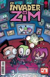 Invader ZIM #37