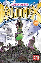 Kaijumax Season 4, #3