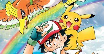 Pokemon The Movie Manga