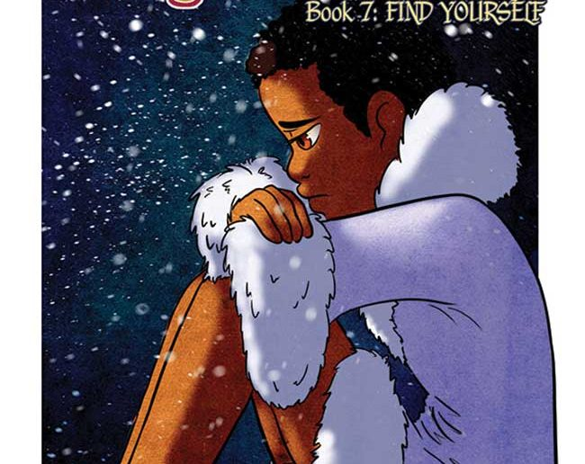 Princeless Book 7 #1