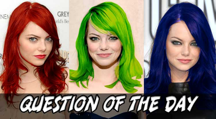 Hair Color Edition
