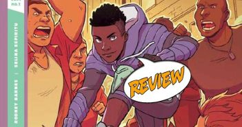 Quincredible #1 Review