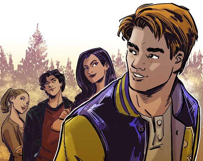Riverdale Season 3 #1