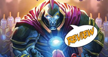 Robots vs. Princesses #3 Review