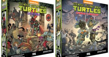 Teenage Mutant Ninja Turtles Adventure Board Game