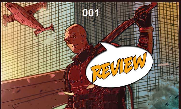 The Warning #1 Review