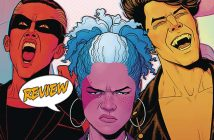 THE WICKED + THE DIVINE: THE FUNNIES #1 Review