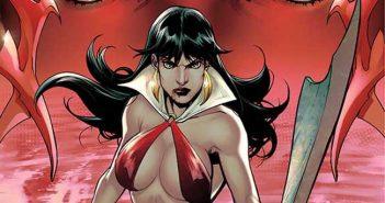 Vampirella / Dejah Thoris #3