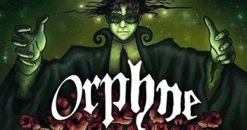 Wayne's Comics, Wayne Hall, Mani the Uncanny, Orphne, Hypnos, mythology, dream,